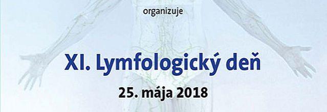 XI. Lymfologický deň - program, 25. máj 2018, Hotel Slovan, Tatranská Lomnica